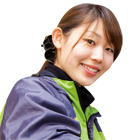 田巻知夏さん